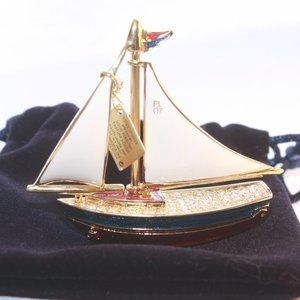 Estee Lauder Pleasures Sparkling Sailboat Perfume